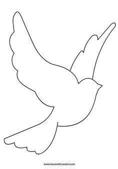 The 25+ Best Bird Outline Ideas On Pinterest Bird