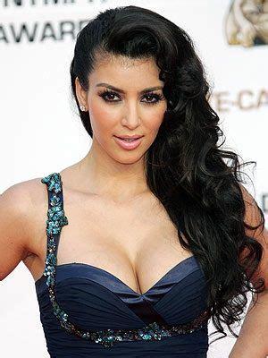 KIM KARDASHIAN   Kim kardashian hair, Kim kardashian style ...