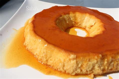 recette de cuisine en espagnol flan aux trois laits sousoukitchen