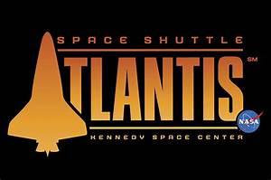 'Space Shuttle Atlantis' exhibit gains logo, official ...