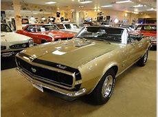 New 1967 Chevrolet Camaro TRUE RSSS Convertible Glen