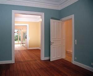 Wände Mit Farbe Gestalten : perfekt wandgestaltung mit farbe ziakia com beispiele ~ Lizthompson.info Haus und Dekorationen