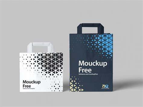 With the help of this bag, your brands will be easily recognized free psd shopping bag mockups. Paper Bag Mockup Free PSD File 2020 - Daily Mockup