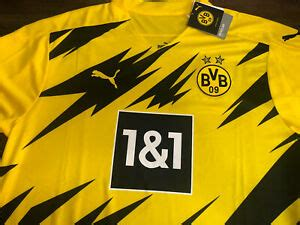 Home locations central new jersey (nj) feb 03, 2021. Borussia Dortmund BVB Home, Men's Jersey 2020/2021 Size XL ...