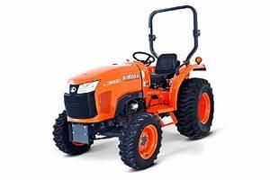 Tractor Kubota L3800