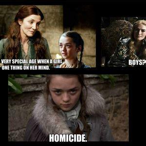 Arya Meme - arya stark memes image memes at relatably com