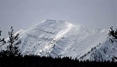 Avalanche National Center Peak