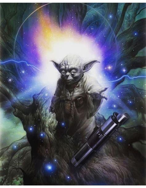 Star wars art | Star wars painting, Star wars original art ...