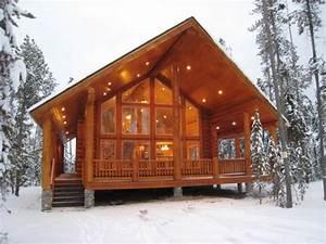 Rustic Log Cabin Kits Small Log Cabin Kit Homes, country