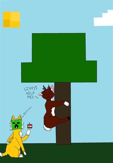 Minecraft Cats By Wolvesmoon123 On Deviantart