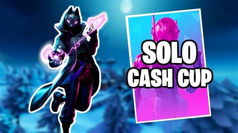 fortnite solo cash cup tournament  points youtube