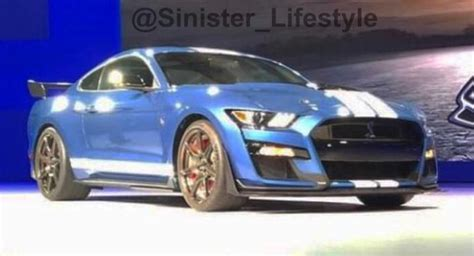 2020 ford gt500 are you the 2020 ford mustang shelby gt500 carscoops
