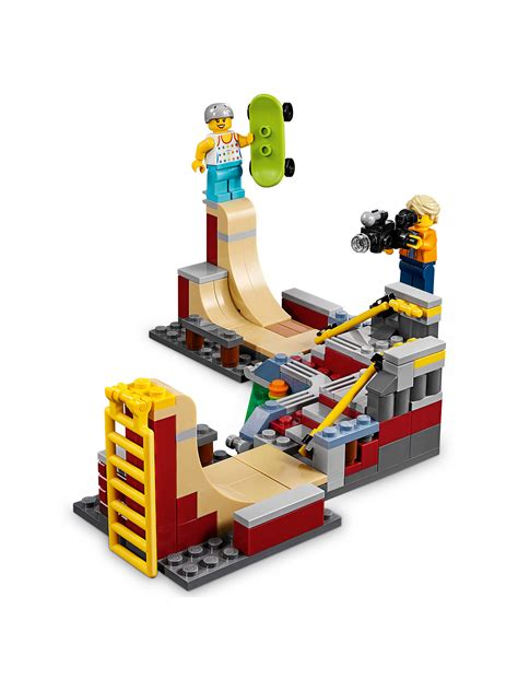 Children have loved playing with lego for many years. LEGO Creator 31081 3 in 1 Modular Skate House at John ...