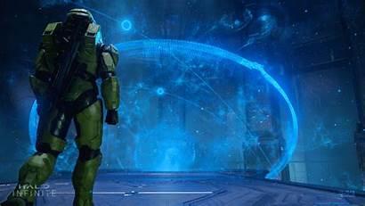 Halo Infinite 4k Xbox Digital Hologram Foundry
