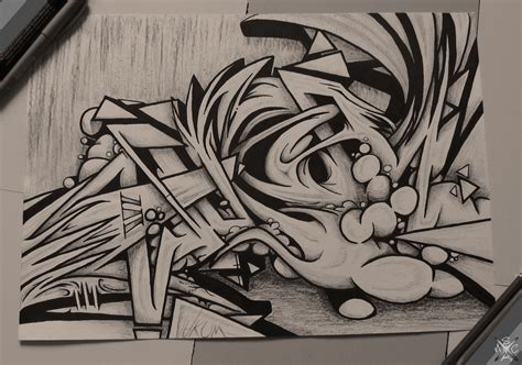 Graffiti Sketch : Vakum Graffiti Sketch By Smeckin On Deviantart
