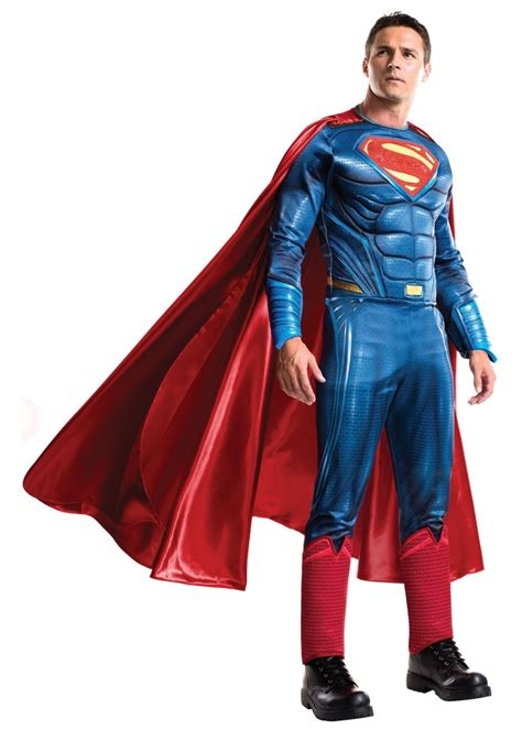 batman v superman superman costume