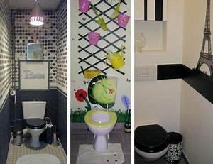 Décorer Ses Toilettes : d corer ses toilettes ~ Premium-room.com Idées de Décoration