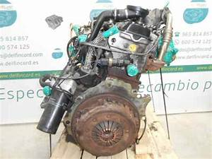 Engine Audi 80 Avant  8c5  B4  1 9 Tdi 1z033083