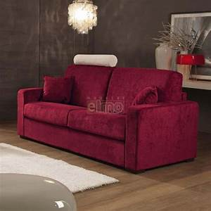 canape lit convertible 3 places grand couchage gerry With tapis chambre enfant avec canapé convertible rapido d occasion