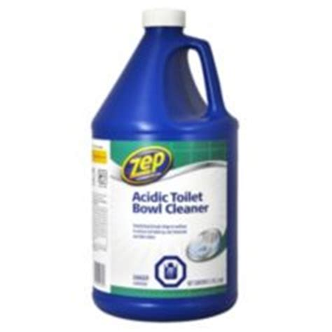 Zep Bathroom Cleaner Canada by Zep Acidic Toilet Bowl Cleaner 3 78 L Canadian Tire