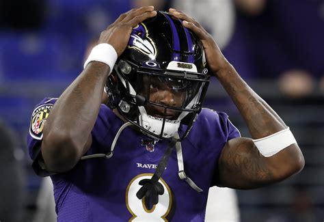 lamar jackson throws shade  ravens offense defenses