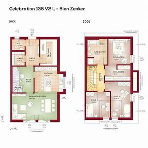 Haus 6m Breit : 20 besten grundriss doppelhaush lfte bilder auf pinterest ~ Lizthompson.info Haus und Dekorationen