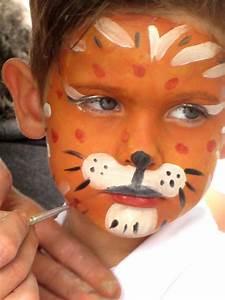 Modele Maquillage Carnaval Facile : mod les de maquillage anniversaire enfant ~ Melissatoandfro.com Idées de Décoration