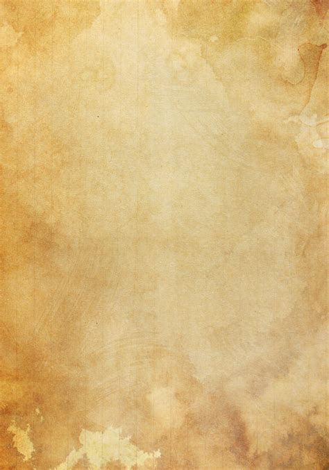 Free Tan Stained Paper Texture Texture L+T Stock