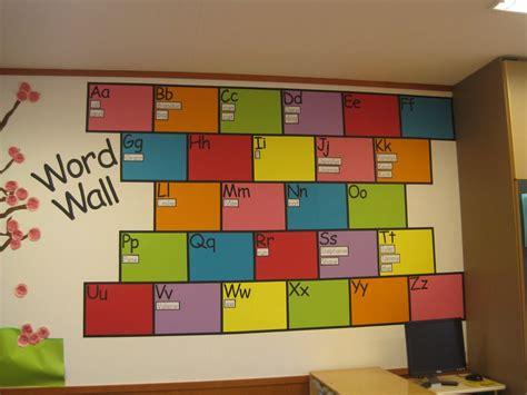 word walls ideas  pinterest preschool word
