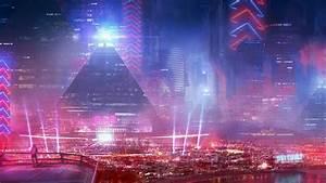 sci, fi, , futuristic, , city, , cities, , art, , artwork, wallpapers