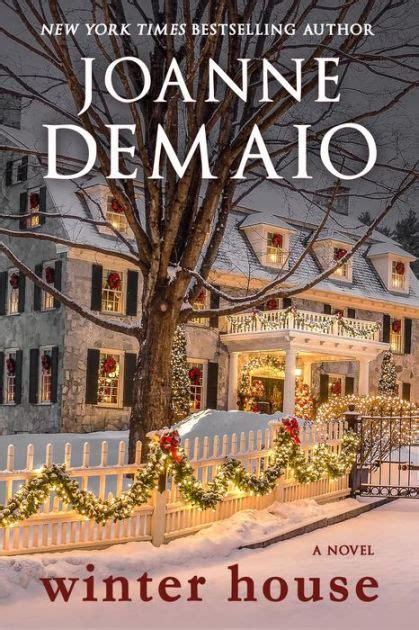 winter house  joanne demaio nook book  barnes noble