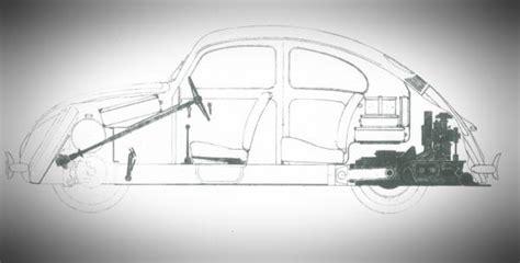 Volkswagen Beetle Engine Diagram by Guess What The Volkswagen Beetle And Porsche 911 In