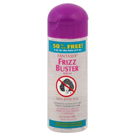 Fantasia Frizz Buster, Serum, 6 Fl Oz (178 Ml