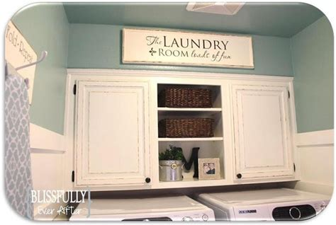 cheap laundry room cabinets remodelaholic 100 laundry room makeover