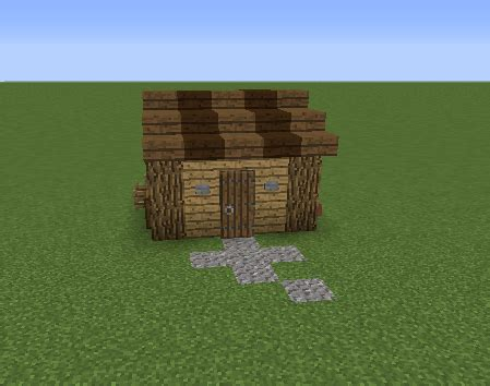 tool shed grabcraft  number  source  minecraft buildings blueprints tips ideas