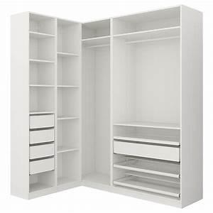 Ikea Pax Eckschrank 236 : pax corner wardrobe white 160 188 x 236 cm ikea ~ Orissabook.com Haus und Dekorationen