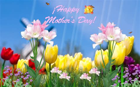 Animated Wallpapers Day - happy mothers day screensaver screensavergift