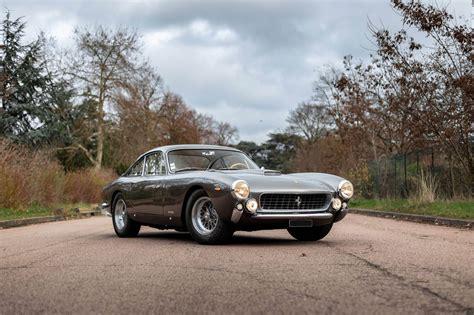 In a word, all the features of this jewel are summarized: Ferrari 250 GT/L Lusso 1964 - SPRZEDANE - Giełda klasyków