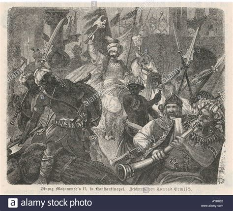 siege de constantinople siege of constantinople stock photo royalty free image