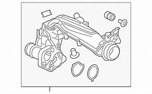 genuine honda joint assembly 17270 5aa a00 ebay With please feel free to look at the schematic of the device provided above