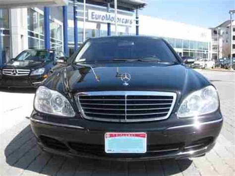 how do i learn about cars 2003 mercedes benz m class transmission control find used 2003 mercedes benz s430 4matic sedan 1 embassy owner low miles rear seat pkg in