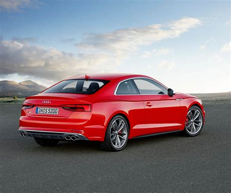 2017 Audi S5 Release Date, Pictures And Specs