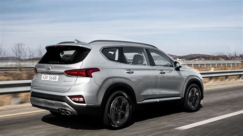 2019 Hyundai Santa Fe First Drive Review Pricing, Release