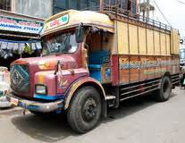 camion d 233 cor 233 dans l inde photo stock 233 ditorial image 63498793