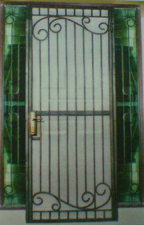 teralis pagar kanopi harga pintu besi kasa nyamuk rp