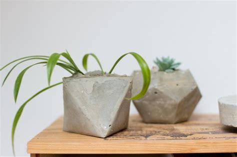 Möbel Aus Beton Diy by Pflanzk 252 Bel Aus Beton 70 Unikale Bilder Archzine Net