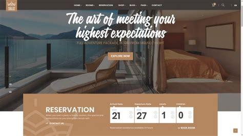solaz  elegant hotel lodge wordpress theme webdesign