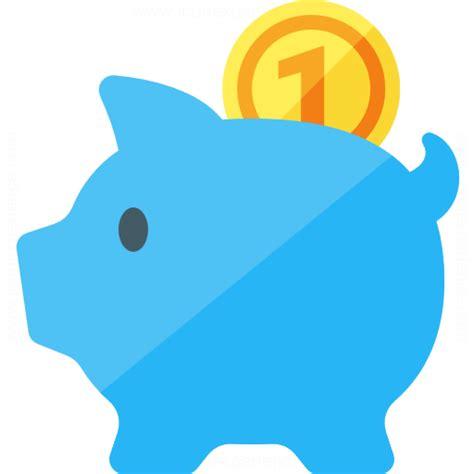 IconExperience » G-Collection » Piggy Bank Icon