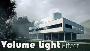 Volume Light with Vray Environment Fog - YouTube