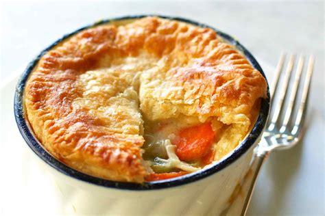 Best Chicken Pot Pie Recipe Chicken Pot Pie Made From Scratch